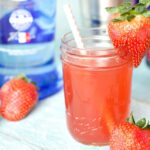Strawberries and Cream Cocktail |anightowlblog.com