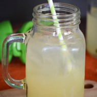 Easy Homemade Lemonade
