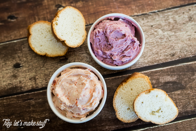 This simple recipe for whipped jam butter is perfect on a brunch table -- and won't destroy your bread when you spread it on!