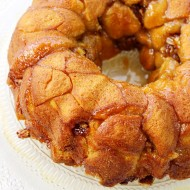 Orange Marmalade & Pecan Monkey Bread from Love Bakes Good Cakes for A Night Owl