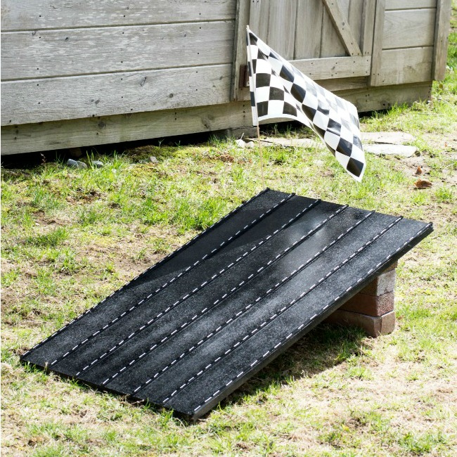 DIY Race Track | A Night Owl Blog