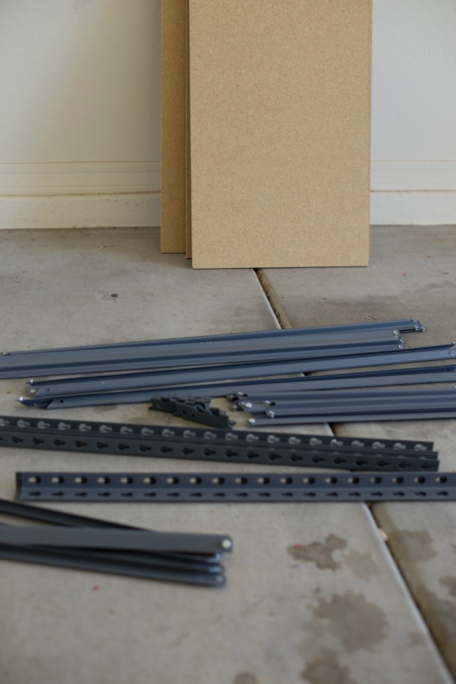 5 Steps to Garage Organization with True Value - tips for planning your garage overhaul!