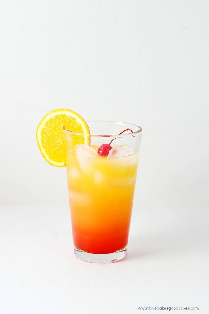 Homemade Limoncello And Limon Sunrise Recipes — Dishmaps