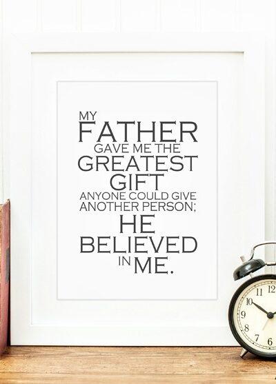Free Father's Day Printable by Alex & Co | anightowlblog.com