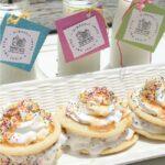 Homemade Ice Cream Cookie Cakes