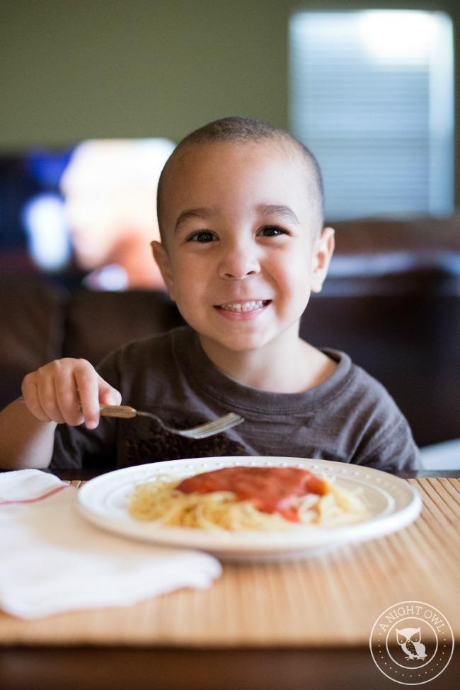Tips for an Saucesome Family Dinner | anightowlblog.com