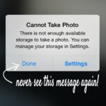 The Ultimate iPhone Photo Storage