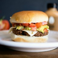 Easy Southwestern Burger