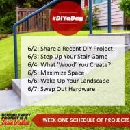 June DIY Challenge