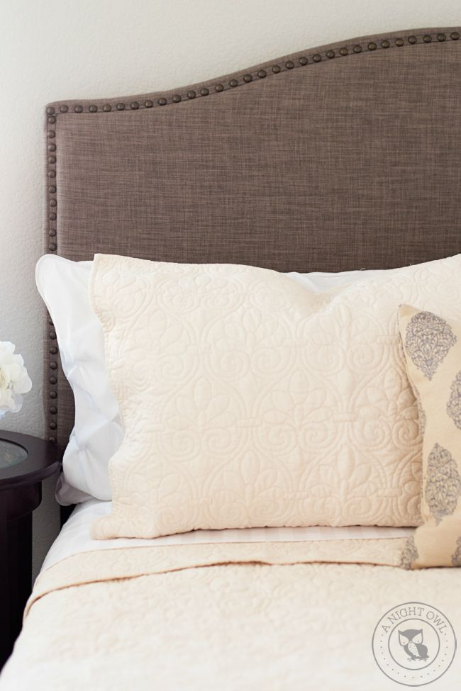 Cute Tips to set up your Guest Bedroom for less