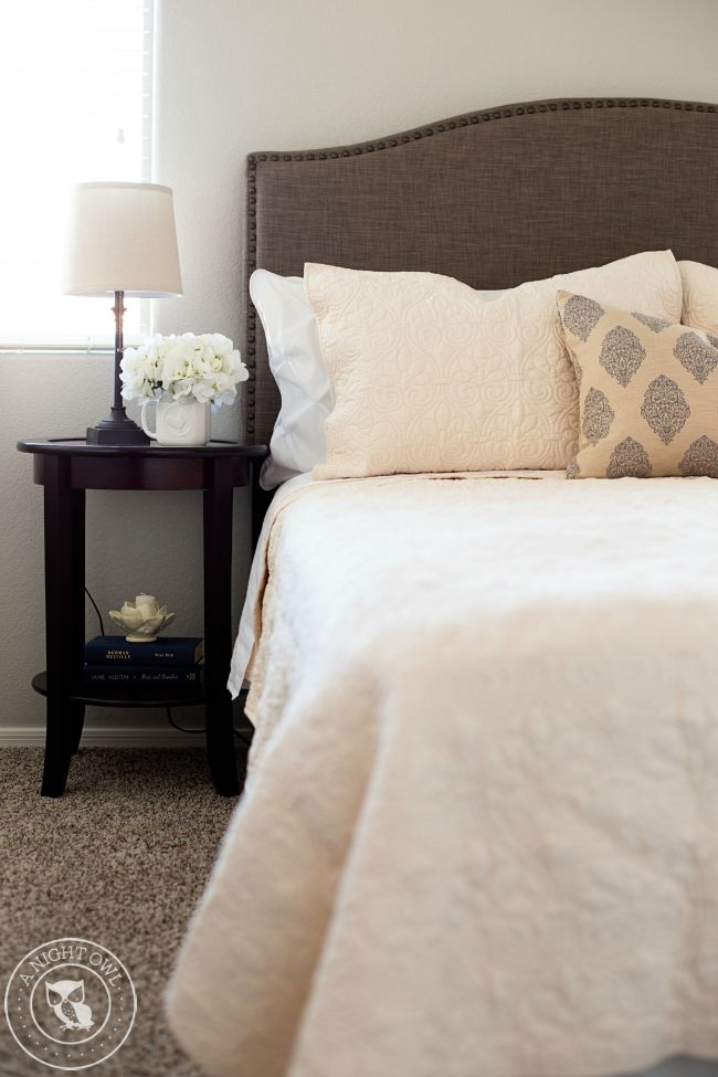 Luxury Tips to set up your Guest Bedroom for less