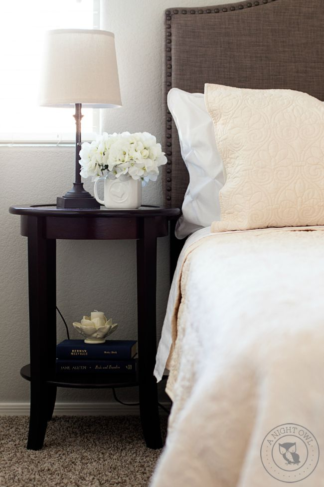 Guest Bedroom On A Budget A Night Owl Blog