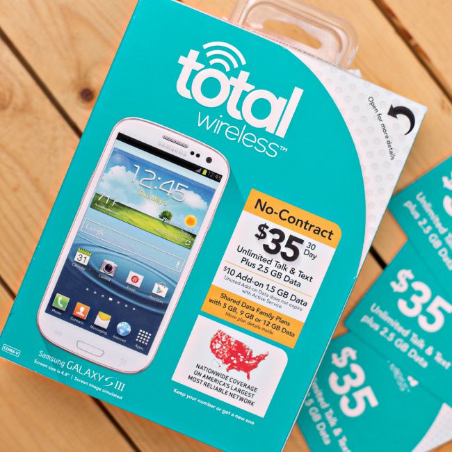 How to set up a No Contract Phone with Total Wireless!