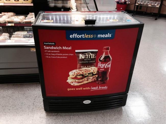 Walmart Effortless Meals