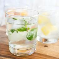 Faux Cocktail Ice Cubes