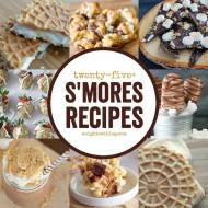 25+ S'mores Recipes