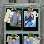 Clipboard Photo Display