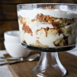 Italian Cream Cake Trifle