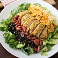 Southwest Tortilla Salad