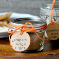 Pumpkin Spice Sugar