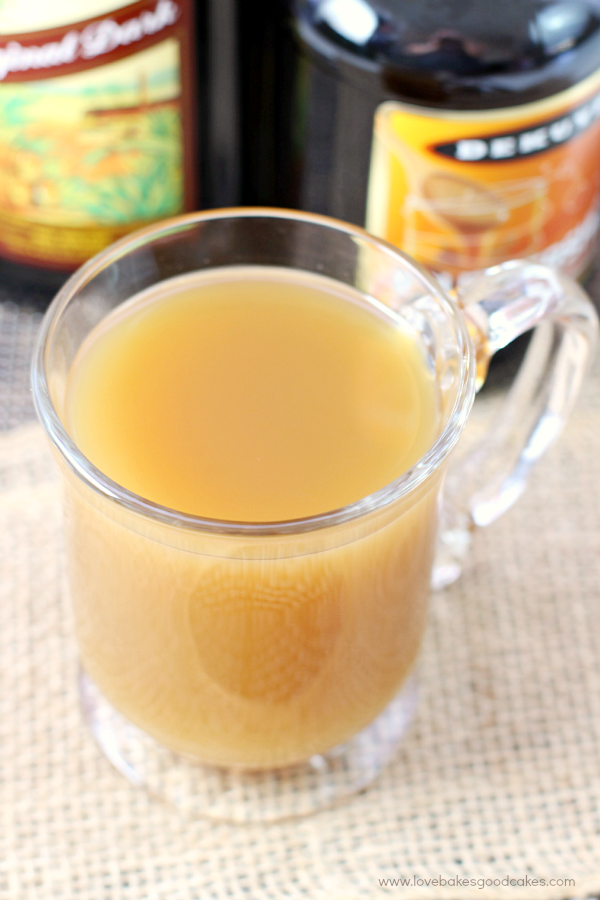 This Spiked Hot Apple Cider is the perfect (adult-only) way to warm up on these cooler fall evenings! You'll wish it could be fall all year long!