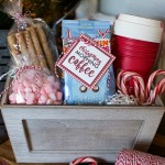 Christmas Morning Coffee Gift Basket