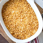 Copycat Cracker Barrel Hashbrown Casserole