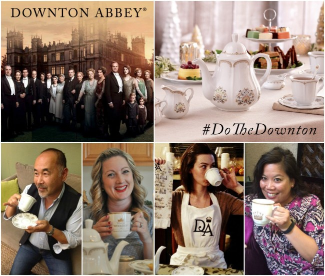Join World Market for the #DoTheDownton Virtual Tea Party Sunday, December 6th!