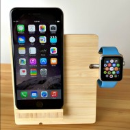 EAZZL - Mobile phone and Apple Watch charging station