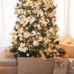 Gorgeous Gold Christmas Tree