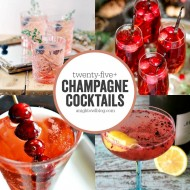 25+ Champagne Cocktails