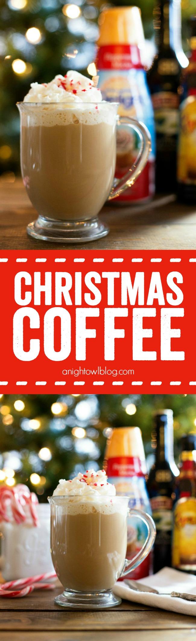 Christmas Coffee A Night Owl Blog