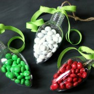25+ Handmade Christmas Ornaments