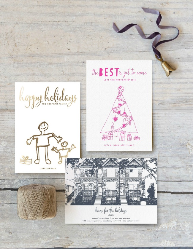 Holiday Cards + Gifts with Minted