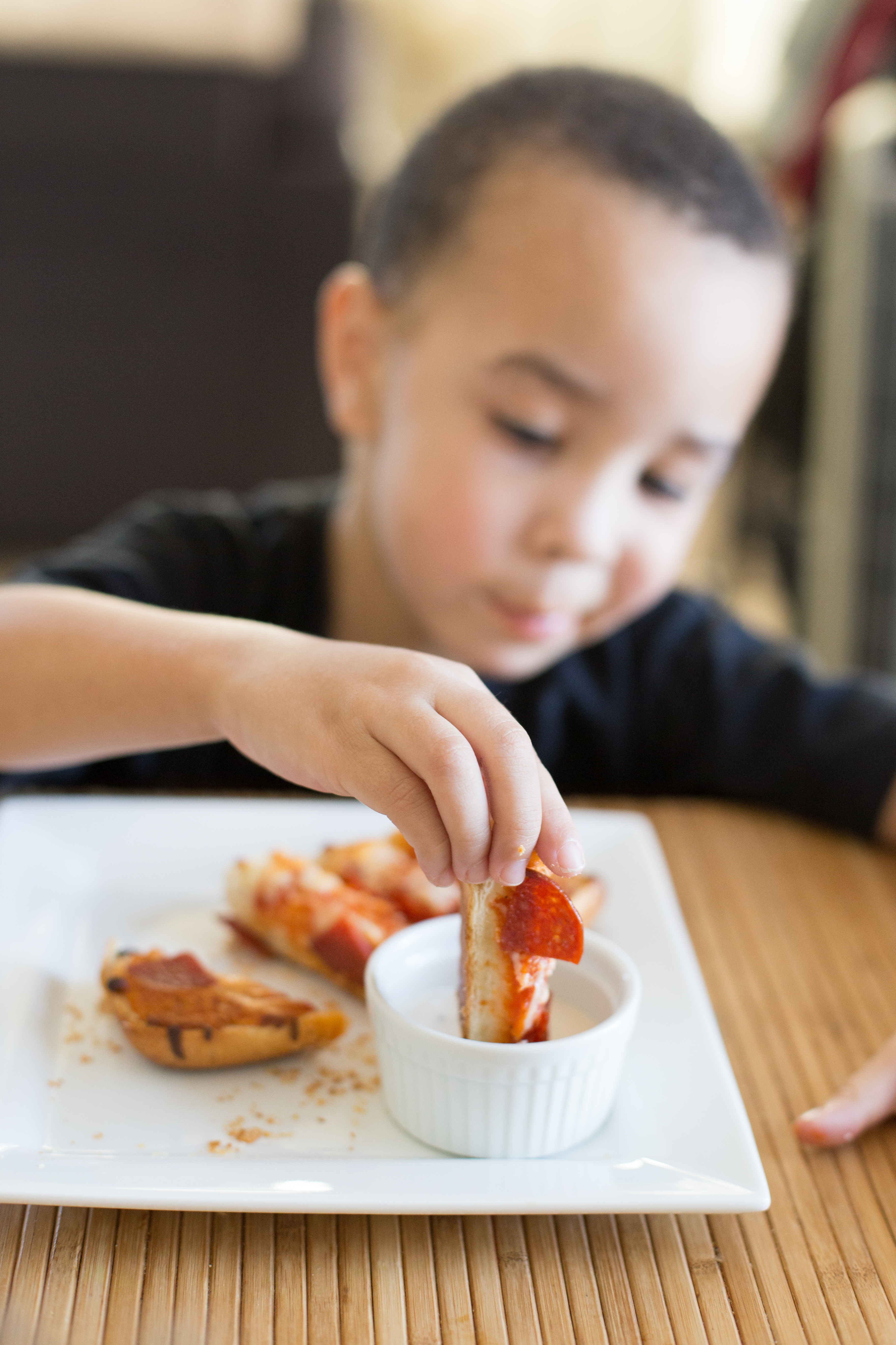 Savoring Moments with a Picky Eater
