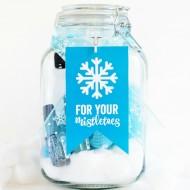 Spa Pedicure Gift in a Jar