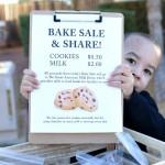 How to Host a Bake Sale & Share