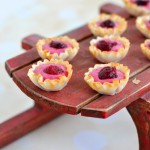 Cranberry Cream Cheese Bites