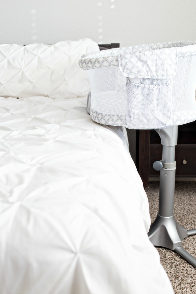 Newborn and new mother life made easier with the HALO Bassinest Swivel Sleeper | A Mother's Review
