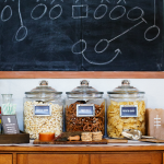 Self-Serve Game Day Snack Bar