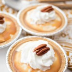With a hint of delicious carrot cake in a sweet little treat, this Mini No-Bake Carrot Cake Cheesecake recipe is perfect for Easter!
