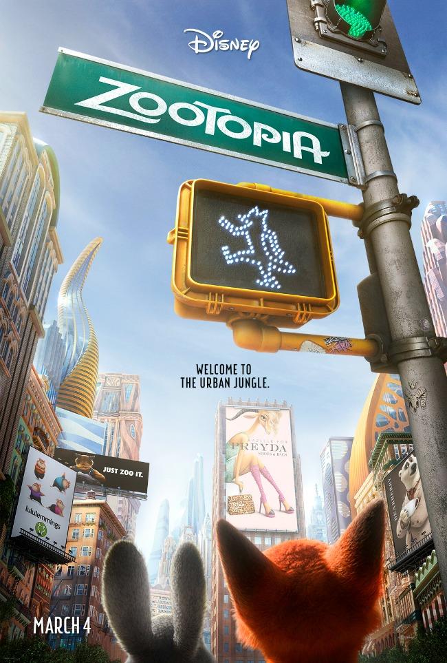 Disney's Zootopia in Dolby Cinema™ at AMC Prime™