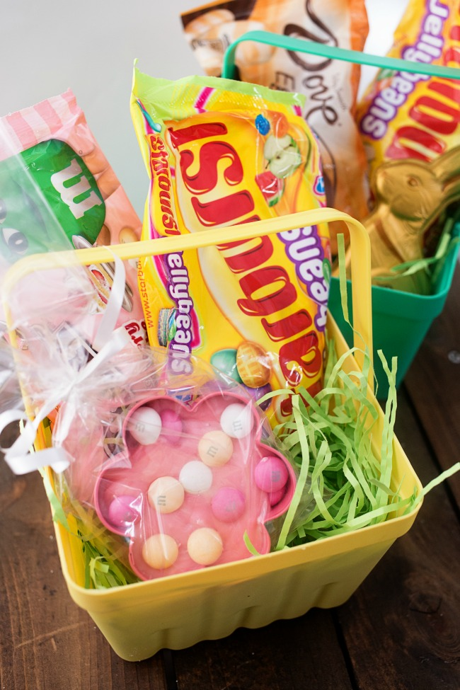 Easter Baskets with Mars and Wrigley at Target