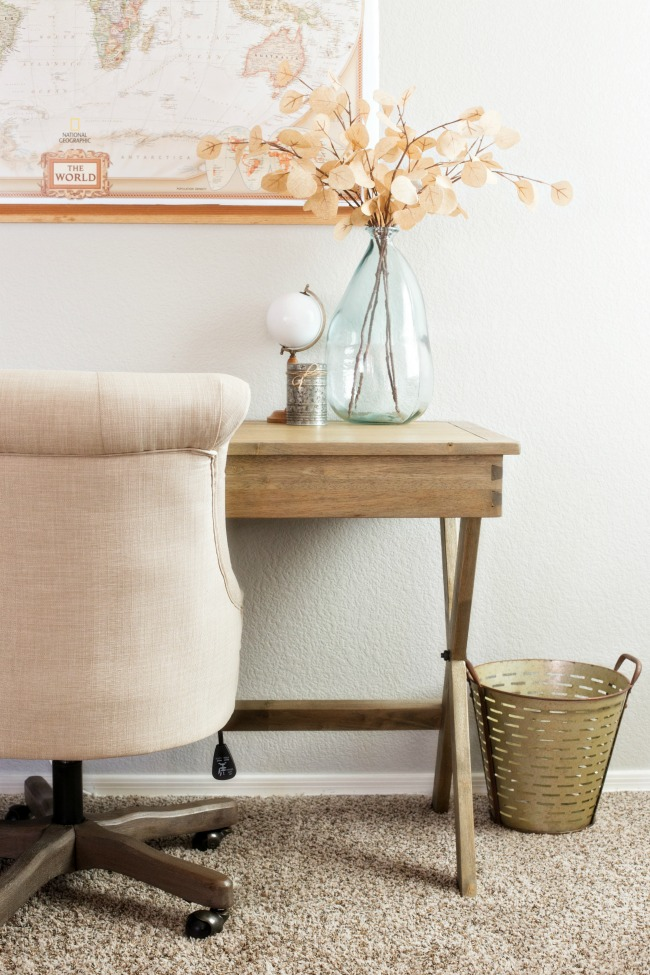 home office world. Create A Warm And Neutral Home Office Space With Affordable Finds From Cost Plus World Market M