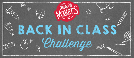 Did you know that Michaels offers free classes in their stores? You can try out a new craft skill for just the cost of supplies.