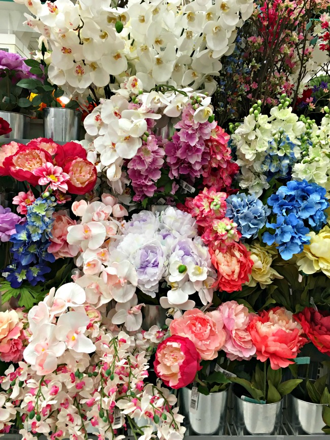 Michaels Stores have an amazing selection of floral stems!