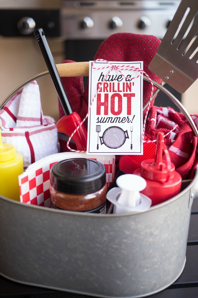 Perfect For Summer Entertaining Whip Up Or Gift A Grillin Caddy All