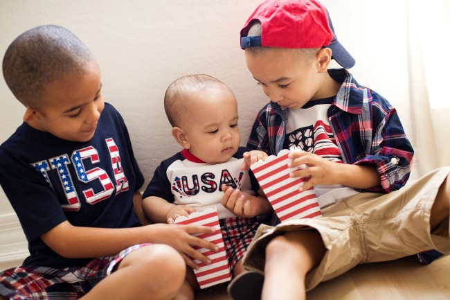 Get the look this summer with Perfectly Patriotic Outfit Ideas from Gymboree's Red White and Cute collection!