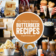 25+ Harry Potter Butterbeer Recipes