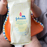 Easy Bath Time with Johnson's